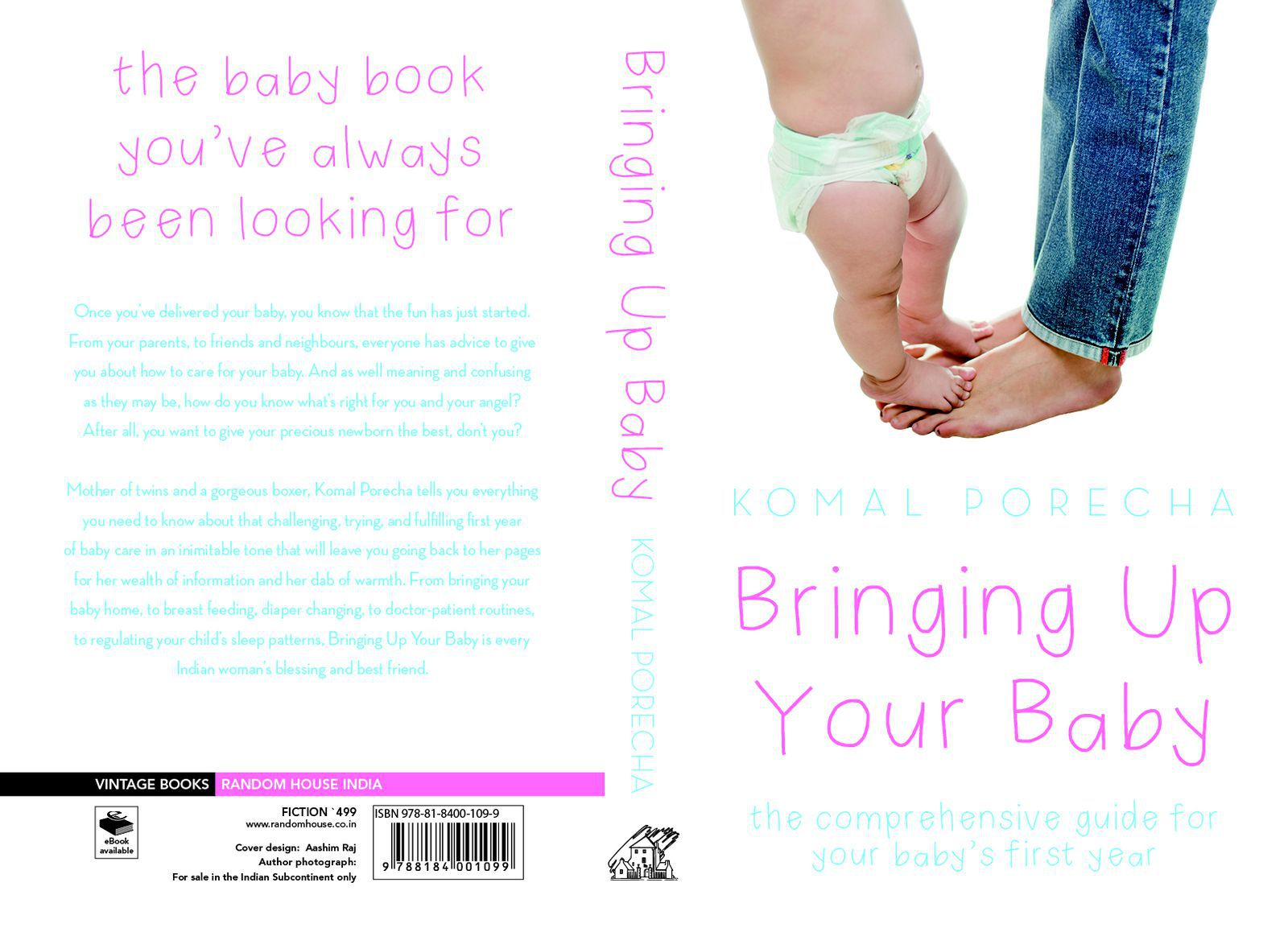 Bringing up baby 2 cover