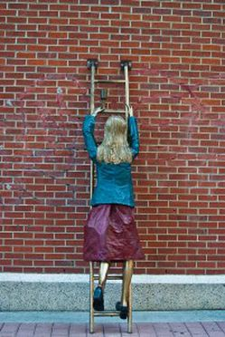 Girl-climbing-ladder-by-WT-652879050_k2KqP-L-201x300