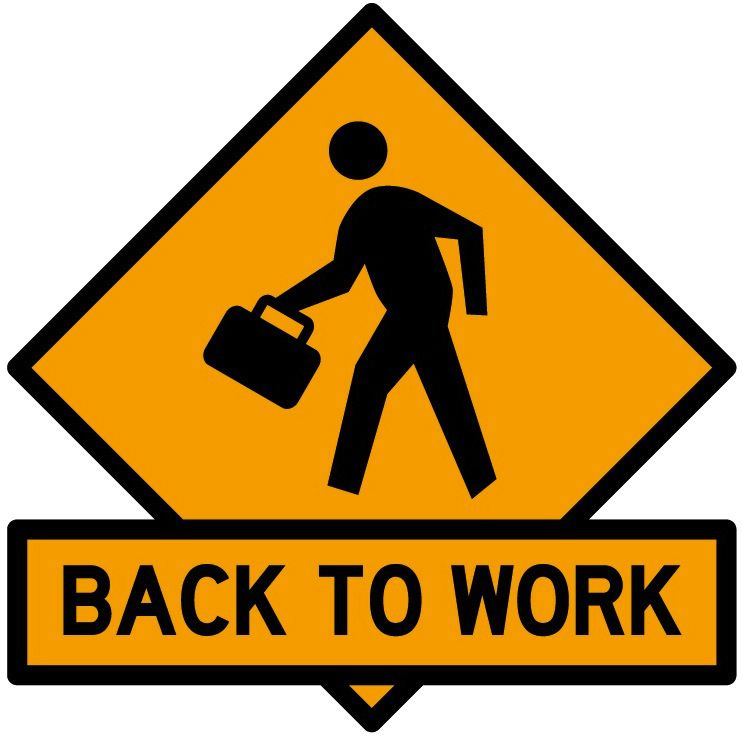 back-to-work returningprofessionals