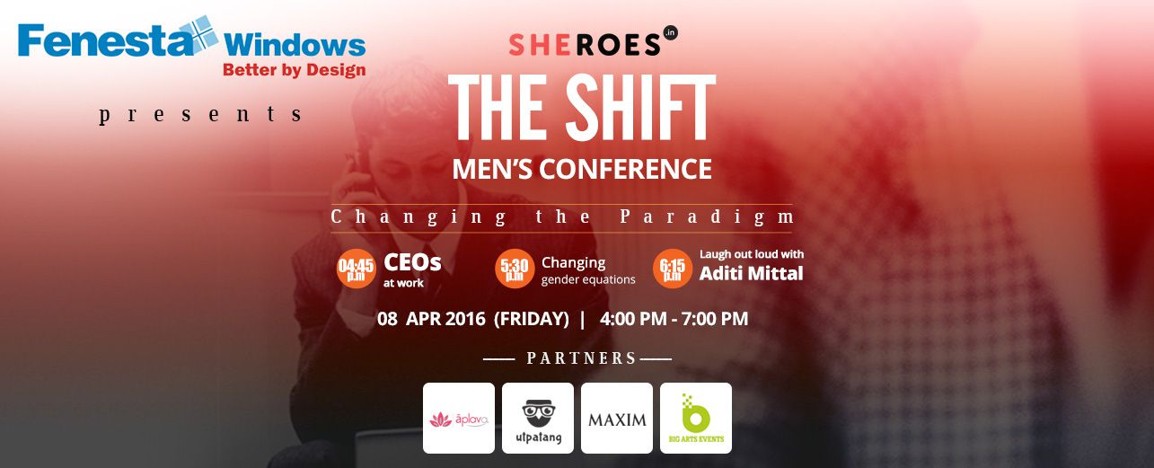 The Shift mens conf