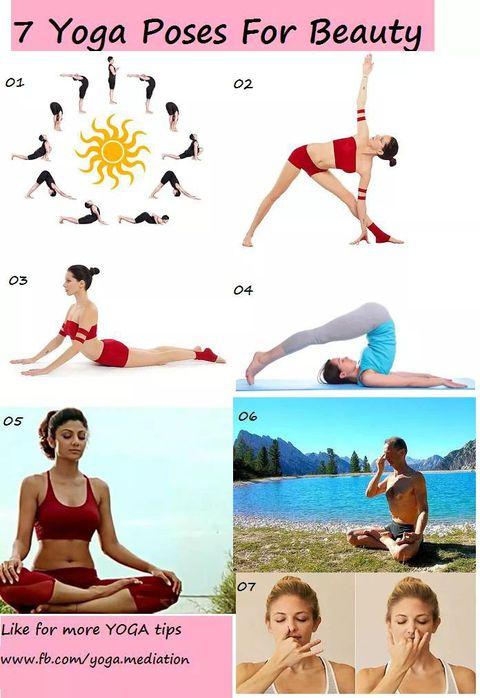 Yoga Asanas - SHEROES