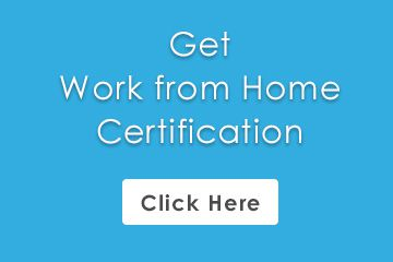 WFH Certification Connect Side banner