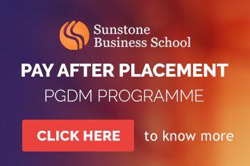 Sunstone PGDM Program