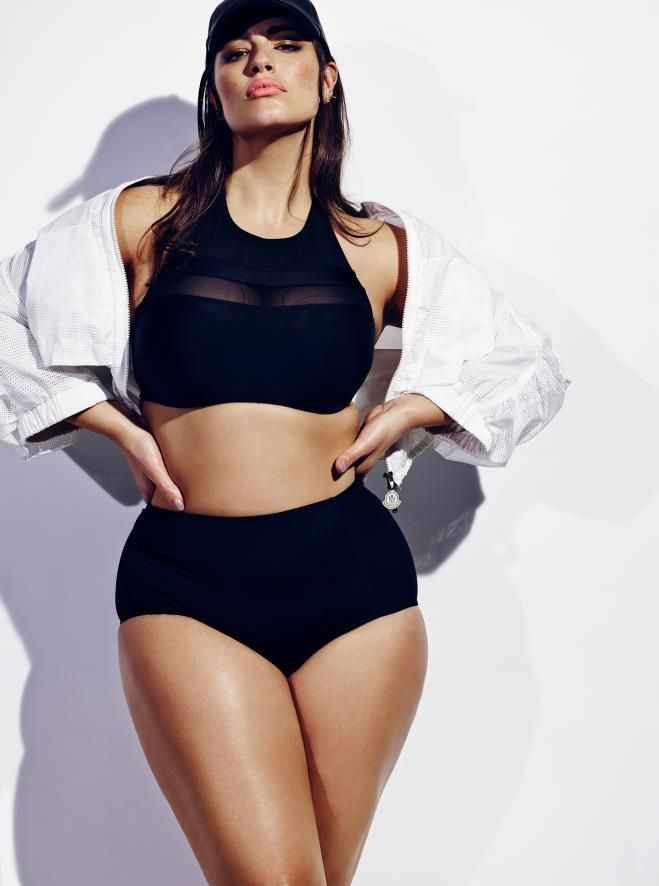 Ashley Graham, highest paid plus size model of 2017 by TIME