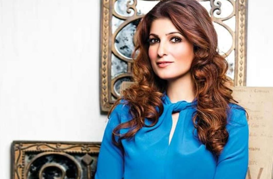 Twinkle Khanna talking about Menstruation