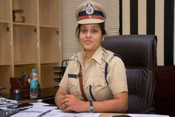 Female IPS Officer