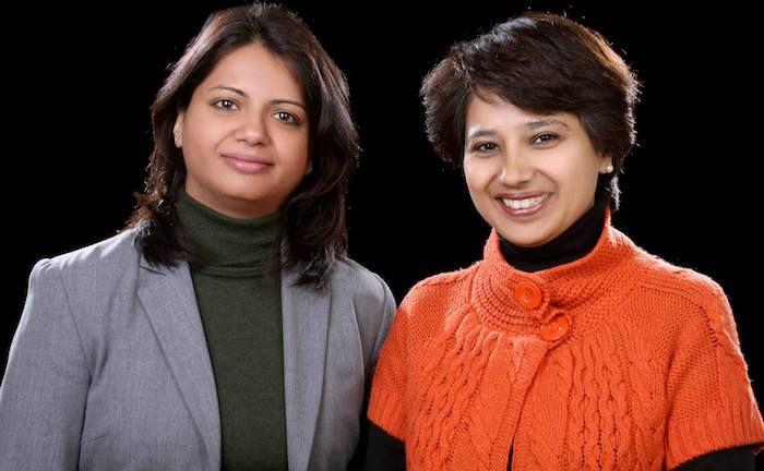 Shivani and Pooja Intellitots