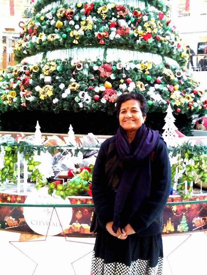 Surjyasikha Das mother