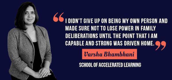 Varsha Bhambhani