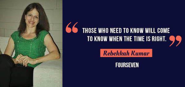 Rebekkah Kumar