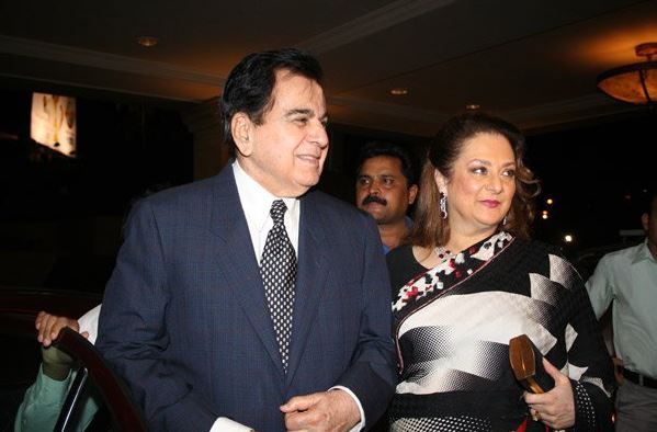Dilip Kumar and Saira Banu Marriage