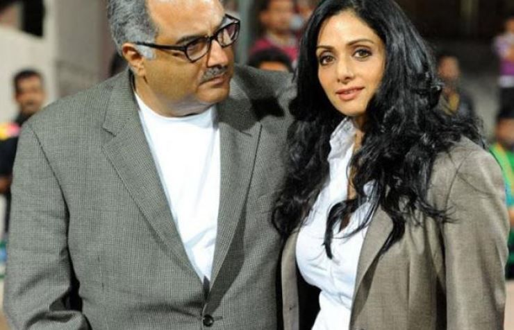 Sridevi and Boney Kapoor Marriage