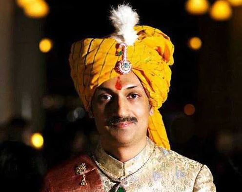 Manvendra Singh Gohil Indian Gay Prince