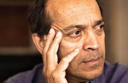 Author Vikram Seth
