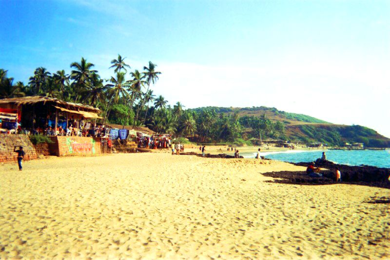 Goa as best honeymoon places in india