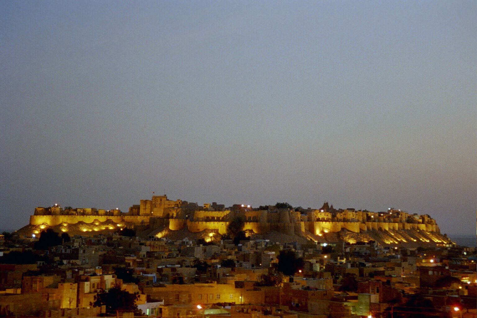 Jaisalmer as best honeymoon places in india