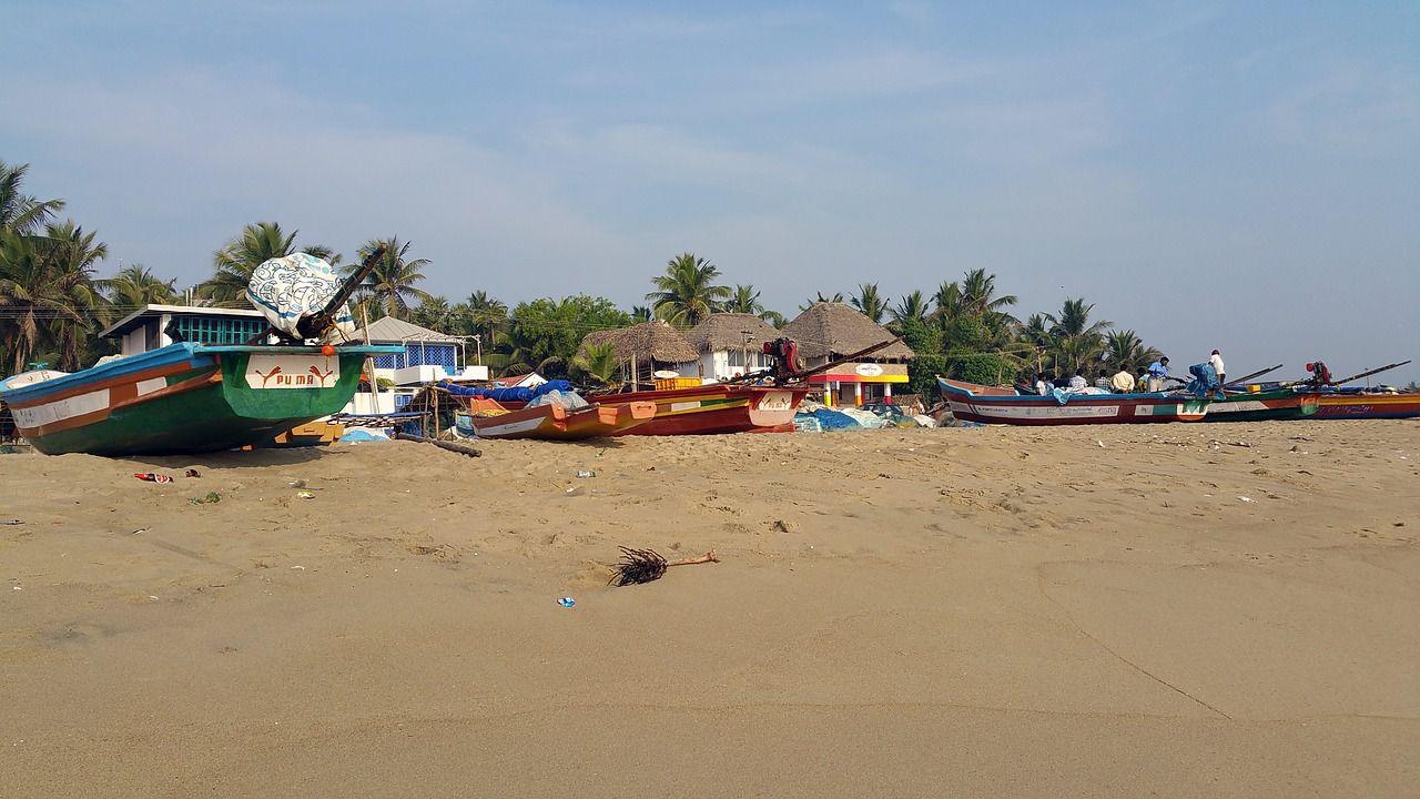 Pondicherry best honeymoon places in india