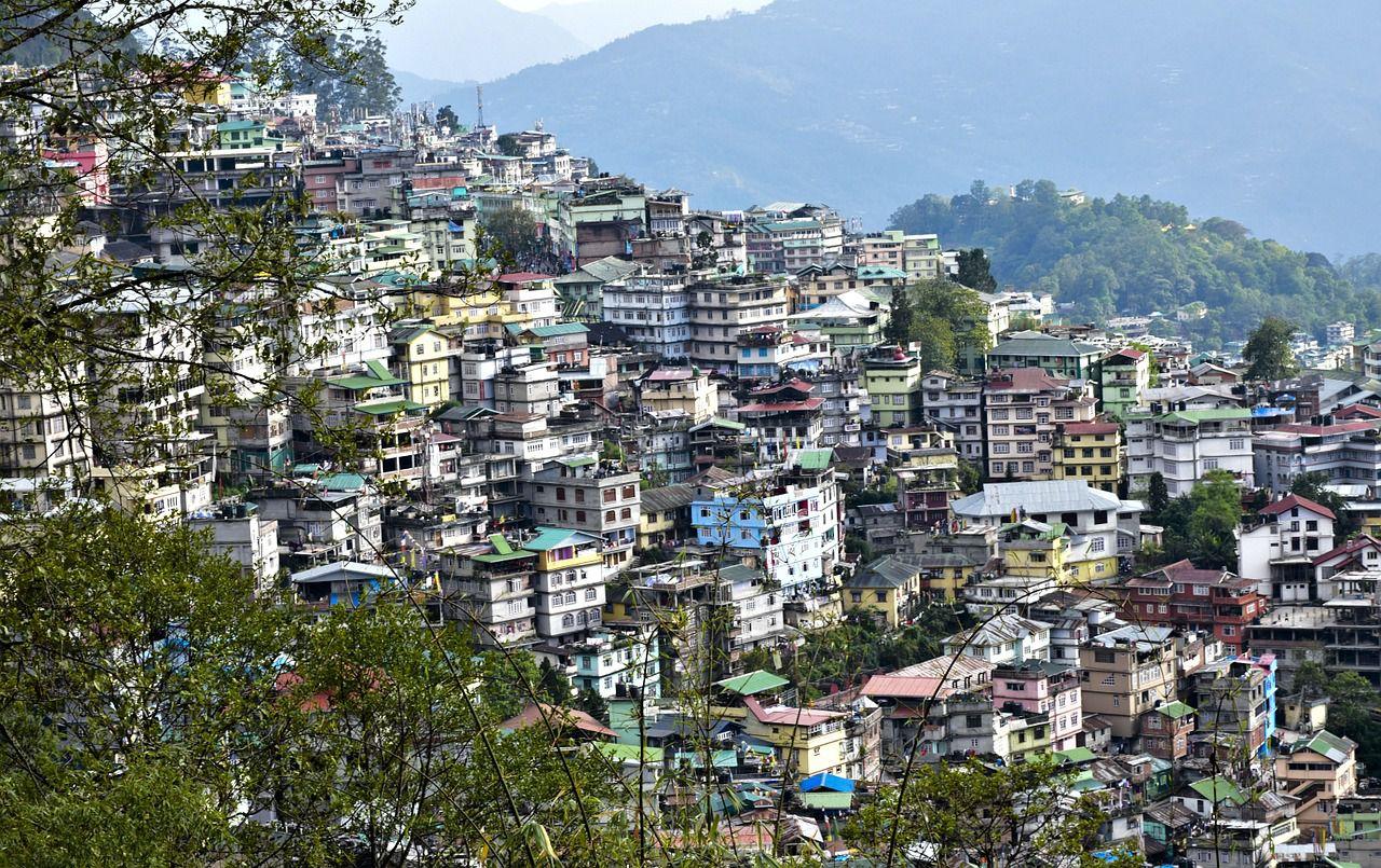 gangtok best honeymoon places in india