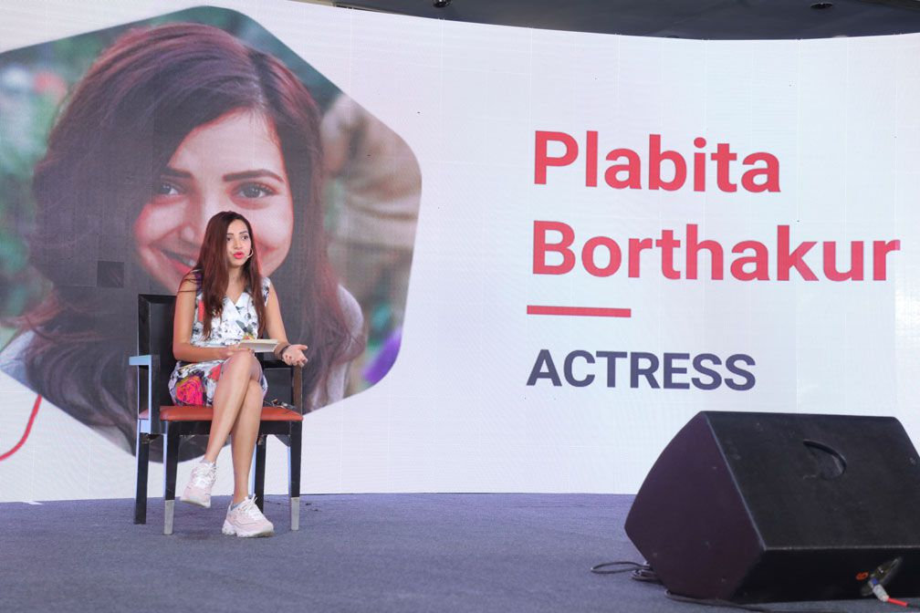 Plabita Borathakur at sheroes summit mumbai 2018
