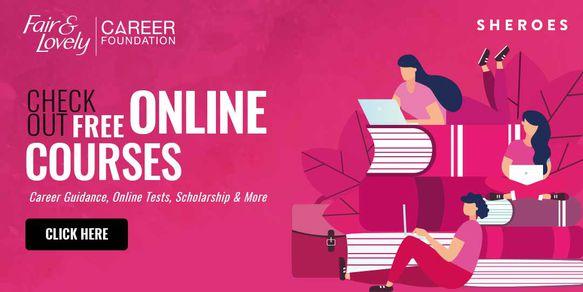SHEROES - Career Guidance
