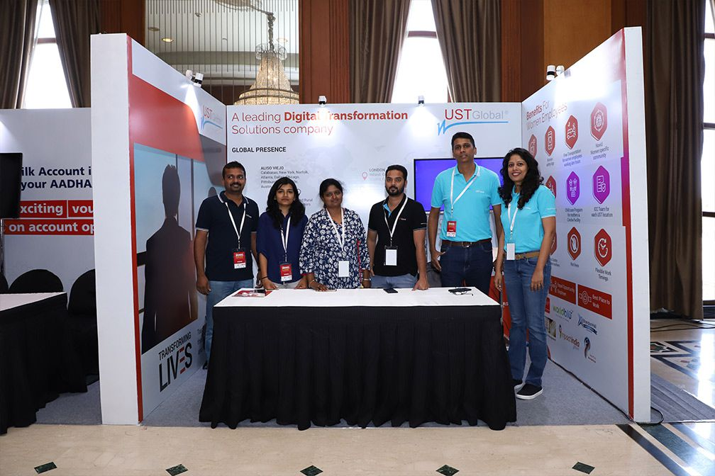 UST global at sheroes summit