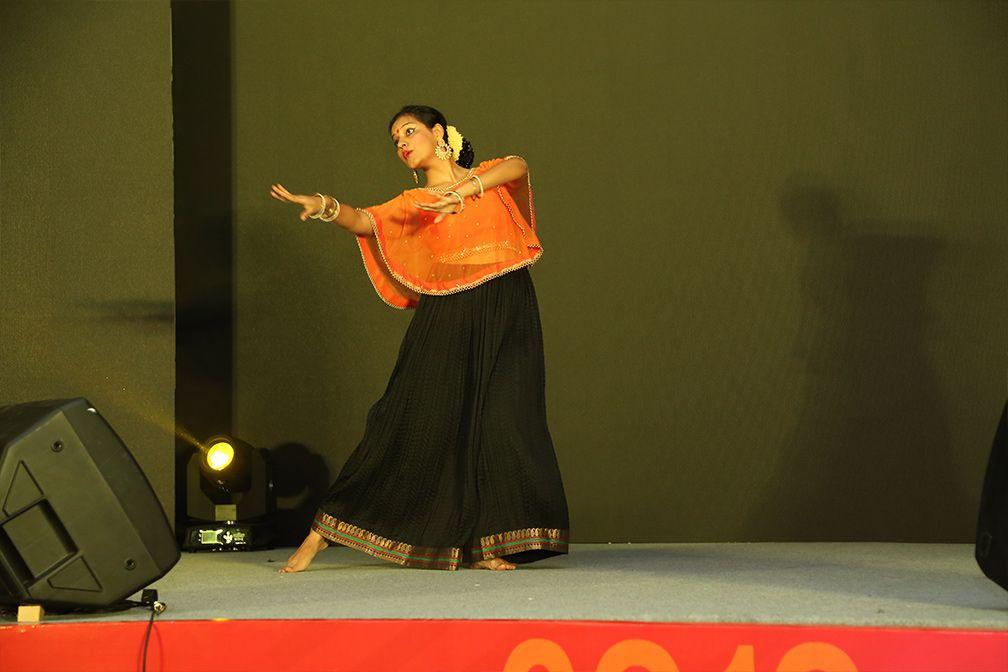 Garima's Classical dance at sheroes summit delhi