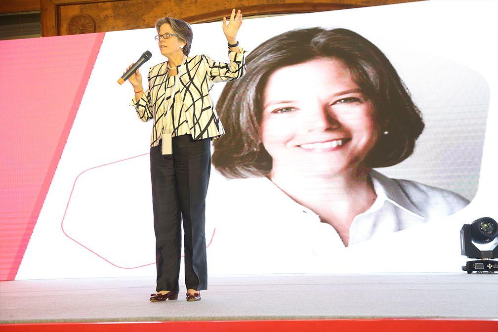 Alicia Castillo Holley at sheroes summit 2018