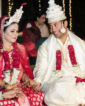 topor of a bengali bride