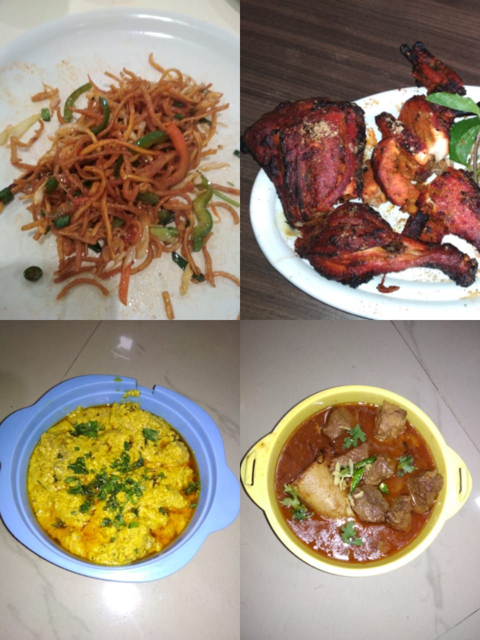 afreen's non veg dishes