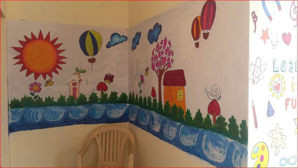 kavya school wall photo