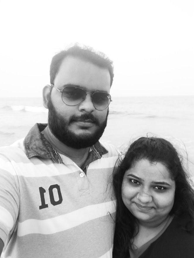 sabhyata and her fiance