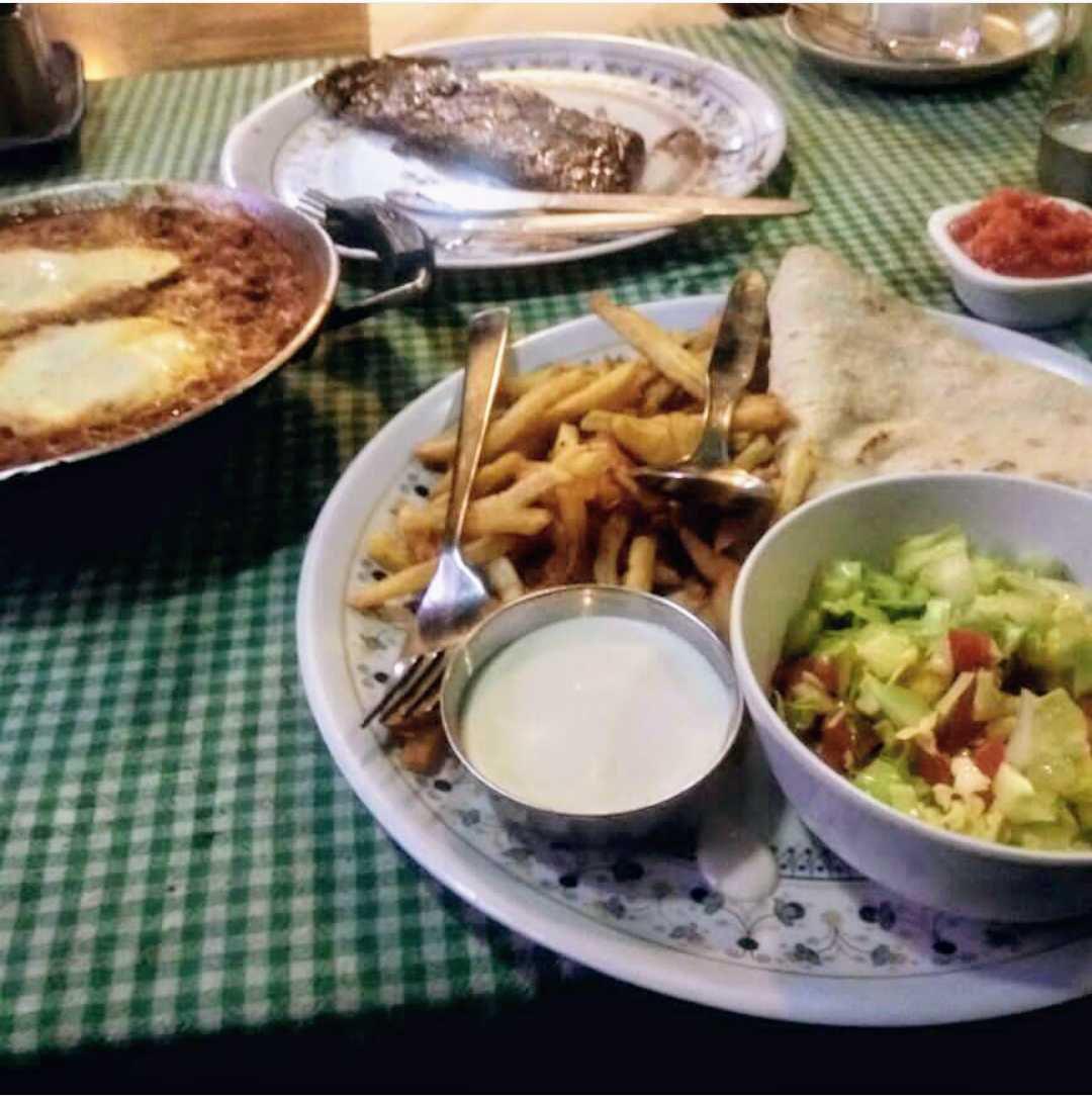 kasol local food