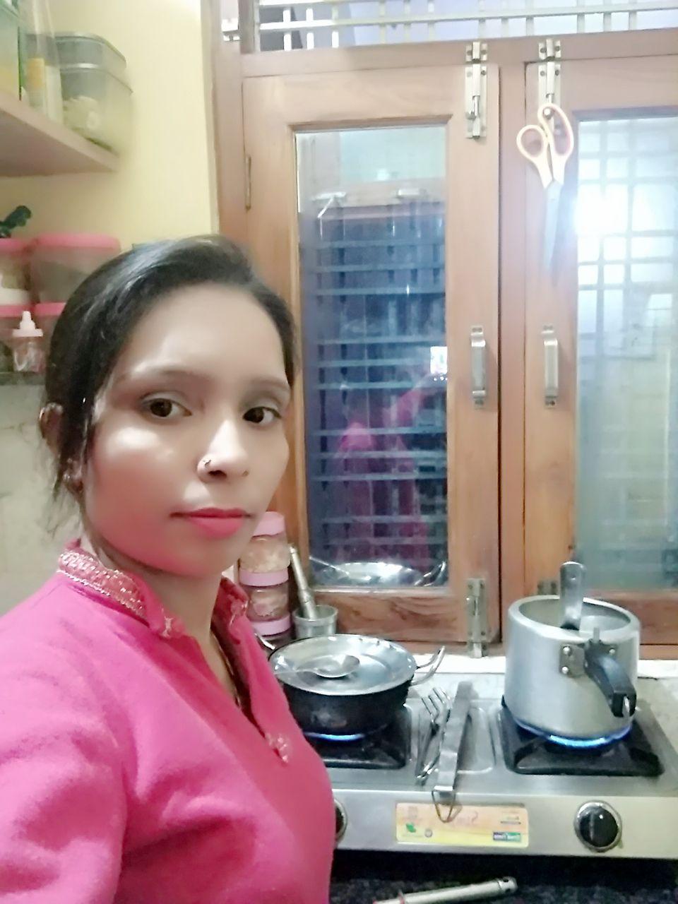 zikra in kitchen