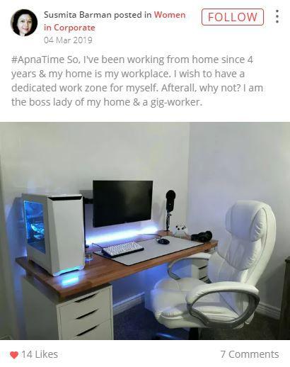 work from home apnatime