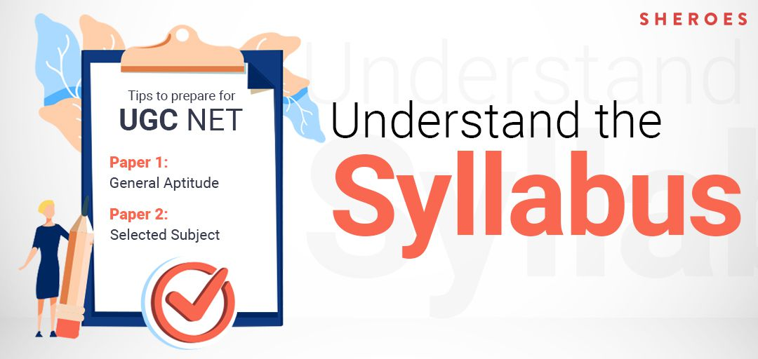 understand the ugc net syllabus