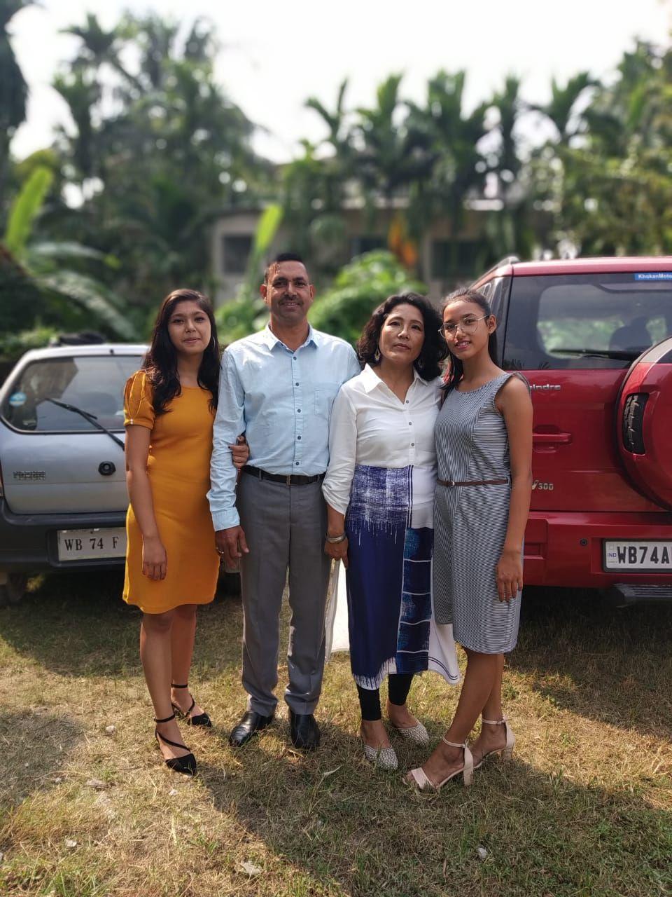 mala nirola family