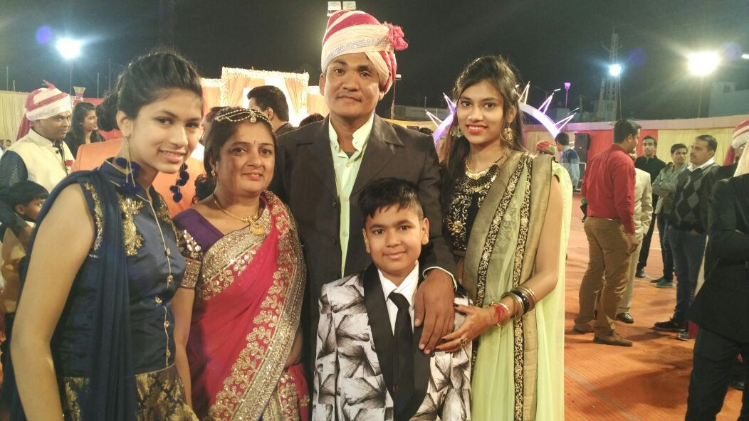 kartika and family