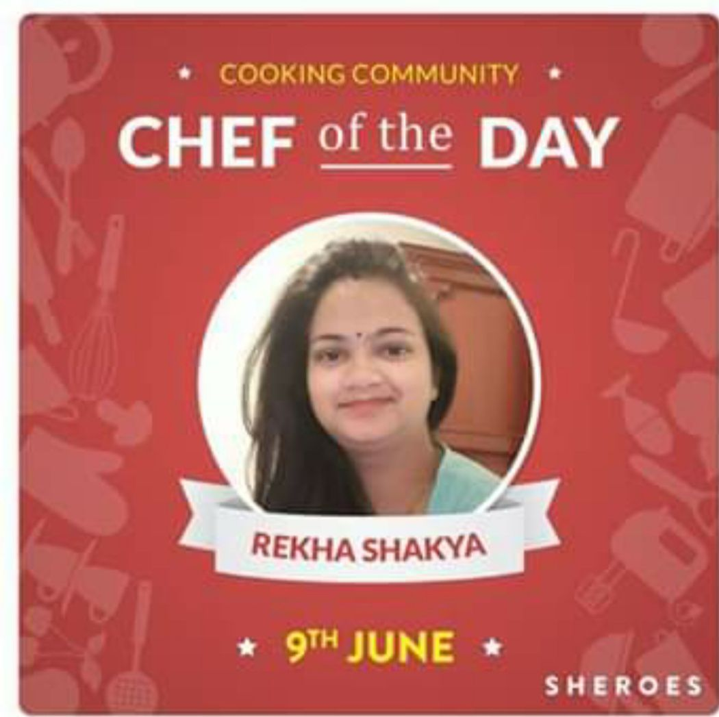 chef of the day award