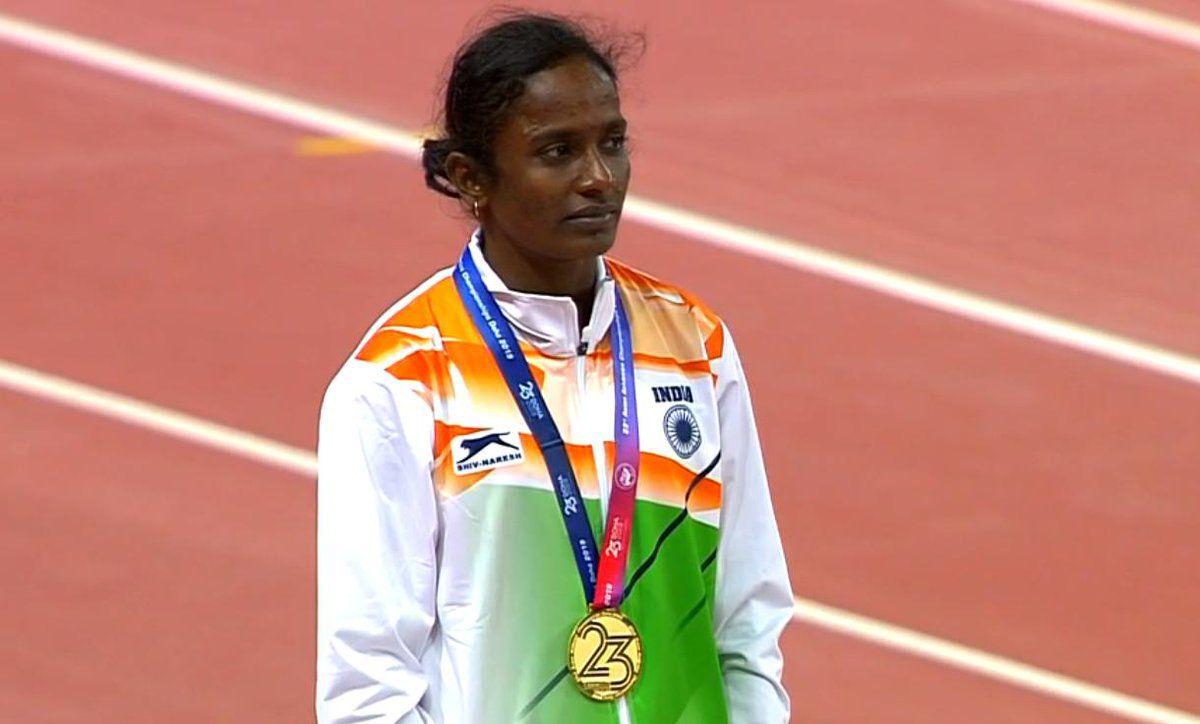 Gomathi National Player