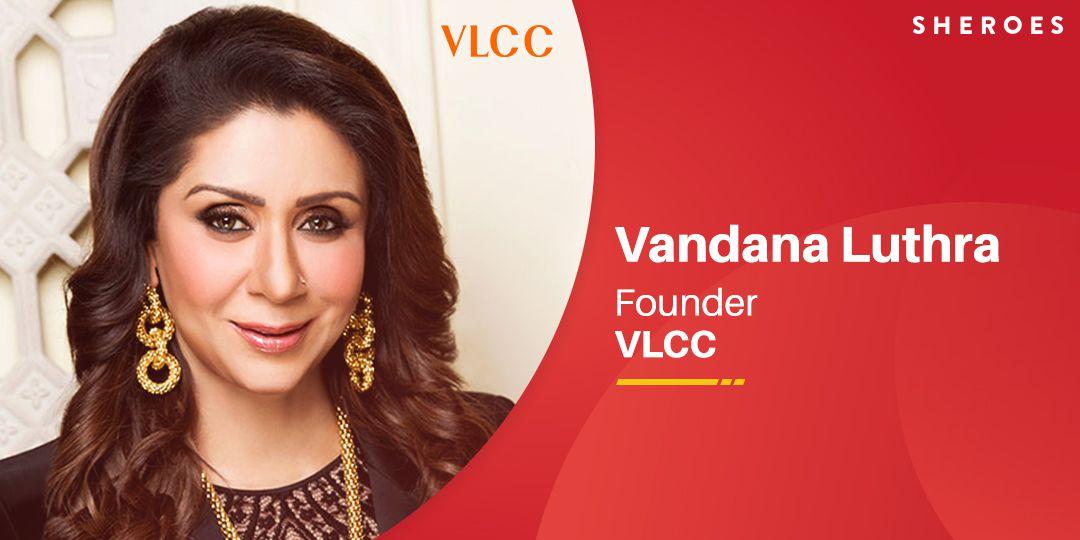 vandana luthra vlcc founder