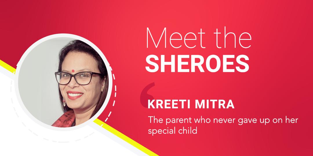 Kreeti Mitra