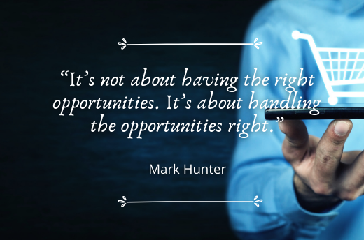 Mark Hunter quotes