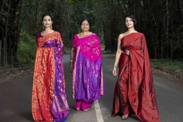 woman entrepreneur ramya rao sister mother