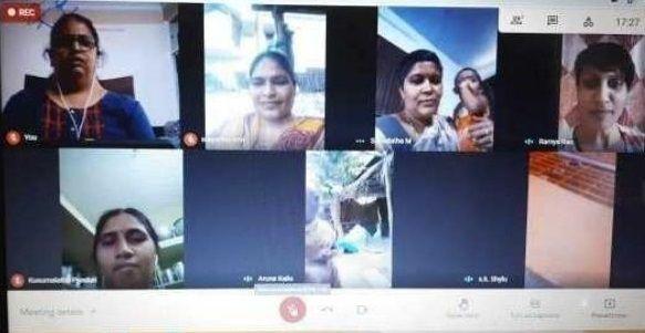 google internet saathi workshop