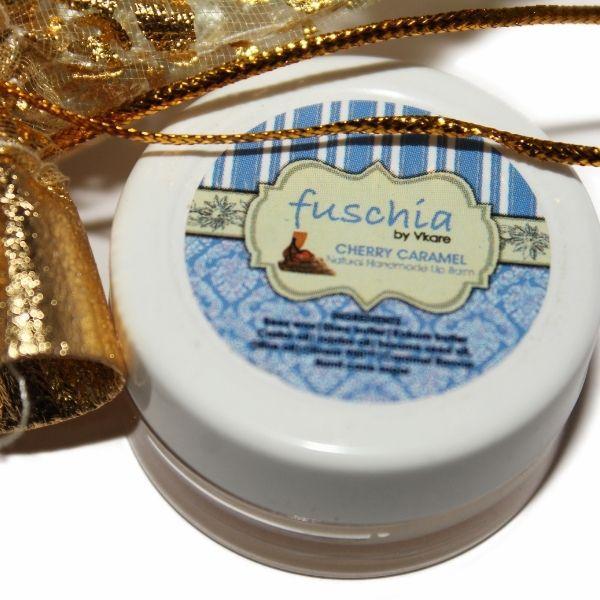 Fuschia travel skincare kits