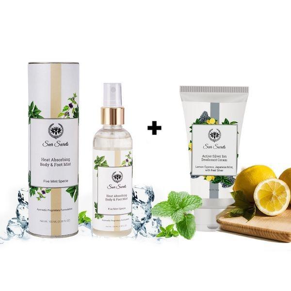 Seer Secrets natural skincare products