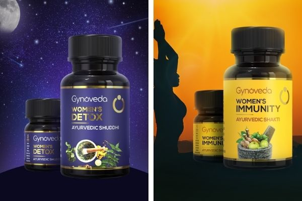 Women's Ayurveda Health Supplements