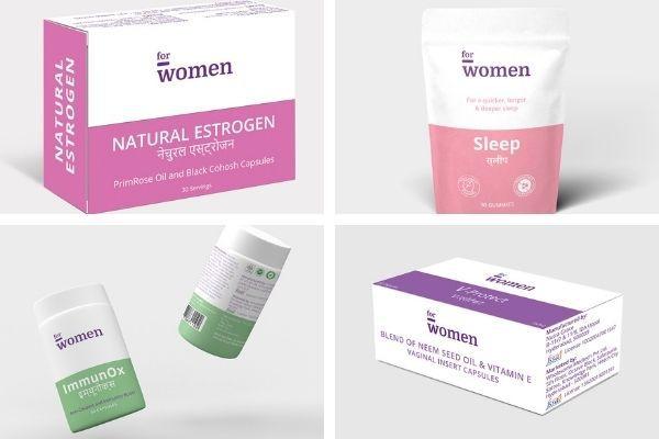Menopause Supplement for Women