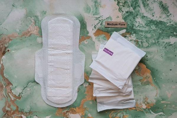 Saathi Biodegradable Menstrual Pads