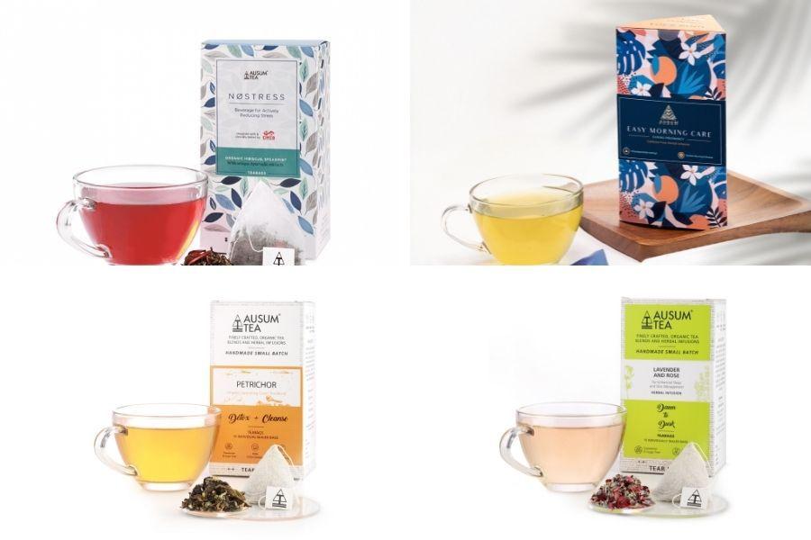 Ausum Herbal Tea Blends